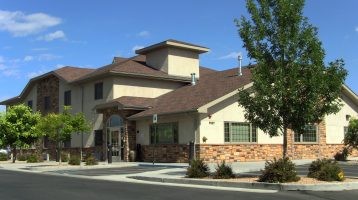Photo of the Joni Fair Hospice House